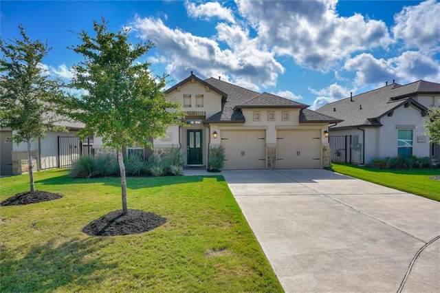 530 Cortona Ln, Georgetown, TX 78628 (MLS #5322188) :: Brautigan Realty