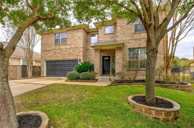 4103 Meadow Bluff Way, Round Rock, TX 78665 (MLS #5327127) :: Brautigan Realty