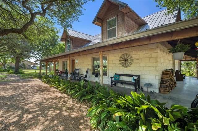1405 County Road 200, Burnet, TX 78611 (#5329619) :: Papasan Real Estate Team @ Keller Williams Realty