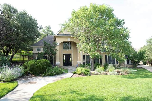 10504 Prickly Poppy Cv, Austin, TX 78733 (#5330152) :: The Perry Henderson Group at Berkshire Hathaway Texas Realty