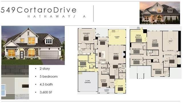 549 Cortaro Dr, Dripping Springs, TX 78620 (#5332798) :: Papasan Real Estate Team @ Keller Williams Realty