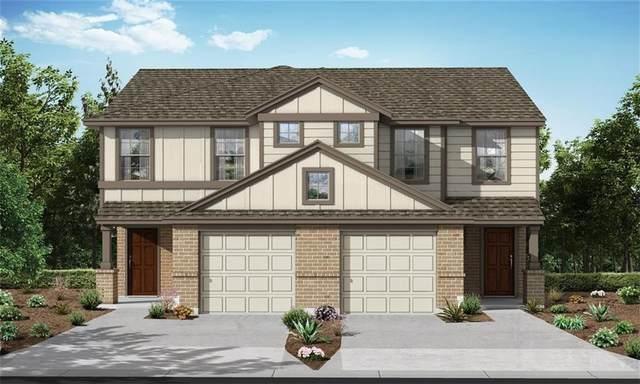 330 Alamar Knot Way #195, Georgetown, TX 78626 (MLS #5334029) :: Vista Real Estate