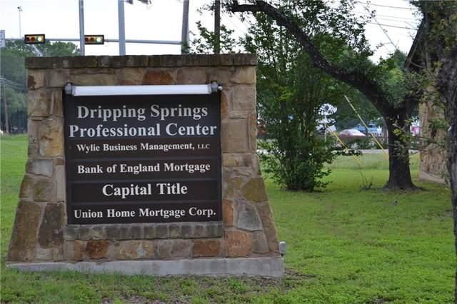 701 W Highway 290 #2, Dripping Springs, TX 78620 (#5334607) :: Bristol Palin Team
