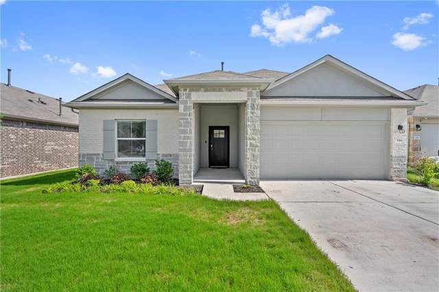 244 Bremen St, Georgetown, TX 78626 (#5334660) :: Realty Executives - Town & Country