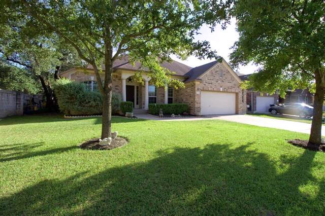2919 E Piper Sonoma Ct, Round Rock, TX 78665 (#5334924) :: The Perry Henderson Group at Berkshire Hathaway Texas Realty