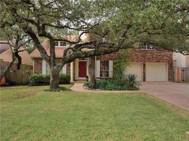 6309 Walebridge Ln, Austin, TX 78739 (#5337162) :: The Perry Henderson Group at Berkshire Hathaway Texas Realty