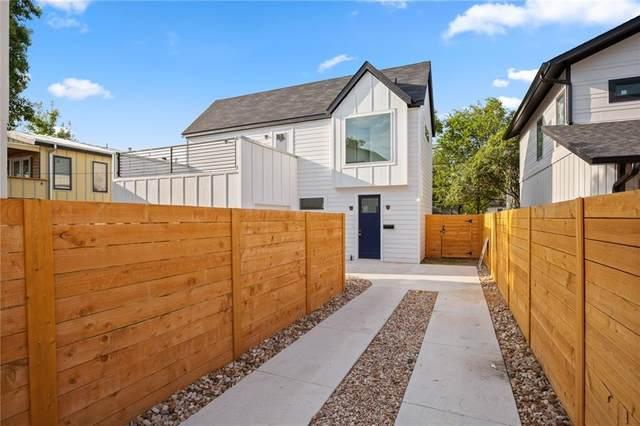 407 W 55 1/2 St #2, Austin, TX 78751 (MLS #5340064) :: Bray Real Estate Group