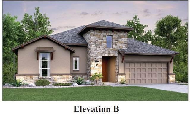 813 Affazia Ln #53, Georgetown, TX 78628 (#5340120) :: Ben Kinney Real Estate Team