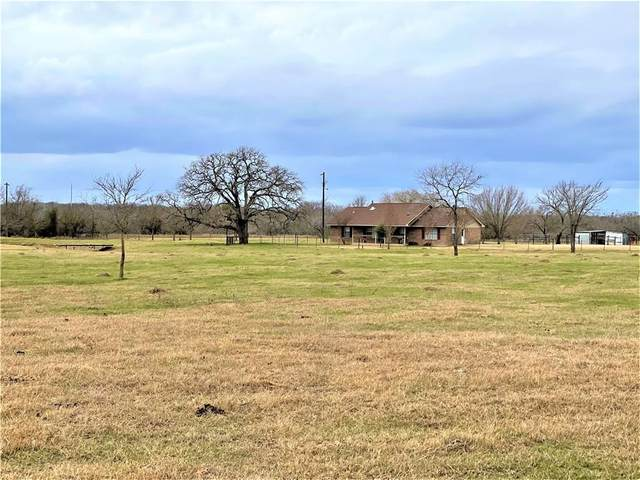 8124 County Road 434, Thorndale, TX 76577 (#5340132) :: First Texas Brokerage Company