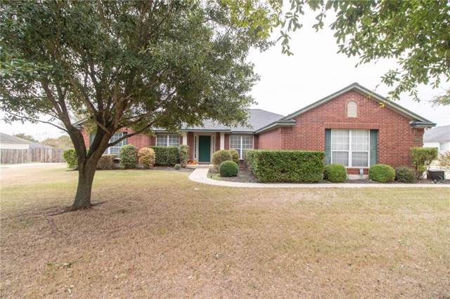 141 Homestead Dr, Round Rock, TX 78664 (#5340434) :: Realty Executives - Town & Country