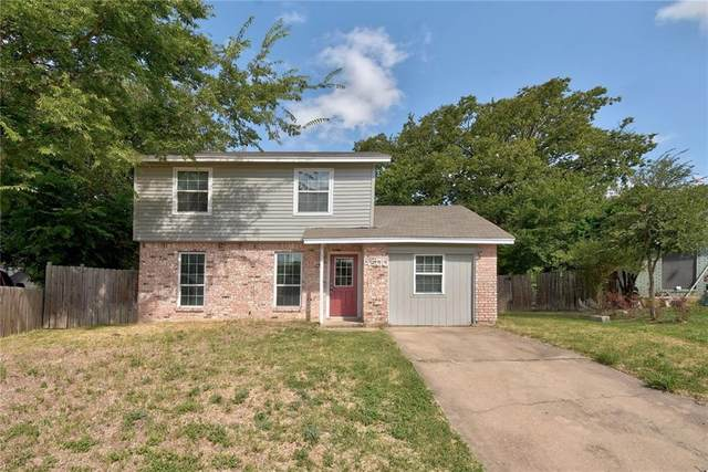 4500 W Village Ct, Austin, TX 78744 (#5340626) :: The Heyl Group at Keller Williams