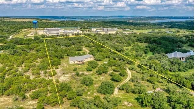 5300 Lohmans Ford Rd, Lago Vista, TX 78645 (#5341689) :: Papasan Real Estate Team @ Keller Williams Realty