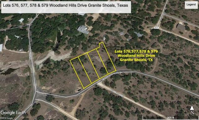 0000 Woodland Hills Dr, Granite Shoals, TX 78654 (#5341937) :: The Heyl Group at Keller Williams