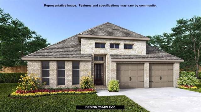 109 Rock Dock Rd, Georgetown, TX 78633 (#5342285) :: The Perry Henderson Group at Berkshire Hathaway Texas Realty