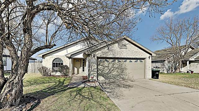 106 Orgain St, Hutto, TX 78634 (#5342393) :: The Summers Group