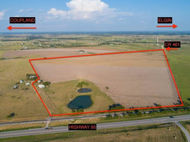 15951 S State Highway 95, Coupland, TX 78615 (#5342451) :: The Heyl Group at Keller Williams