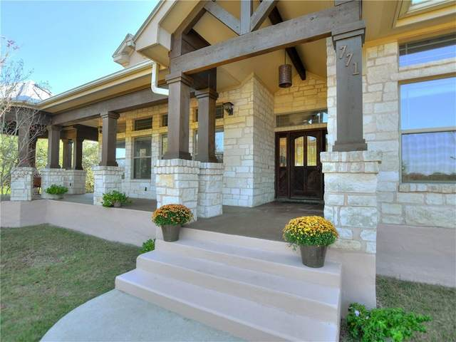 771 Yorks Xing NW, Driftwood, TX 78619 (#5342634) :: Front Real Estate Co.