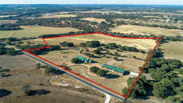 2812 Cottonwood Dr, Blanco, TX 78606 (#5344807) :: RE/MAX IDEAL REALTY