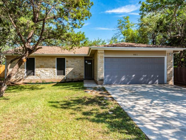 801 Lone Tree Ct, Cedar Park, TX 78613 (#5344961) :: Ben Kinney Real Estate Team