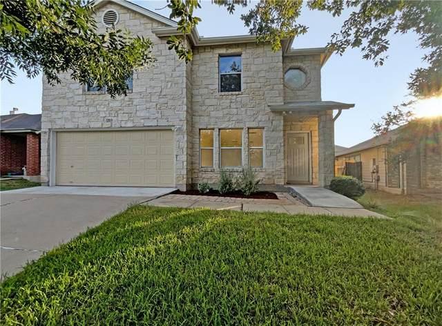1203 Champion Dr, Round Rock, TX 78664 (#5345265) :: Papasan Real Estate Team @ Keller Williams Realty