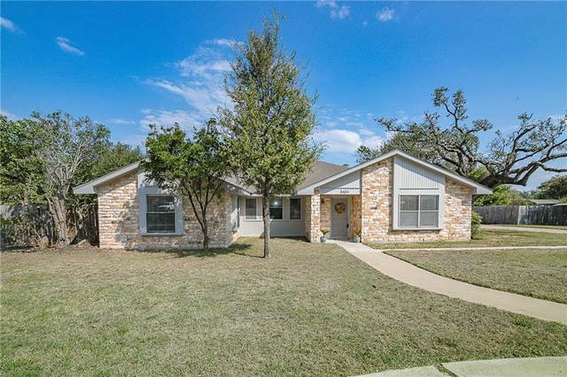 3404 Eldorado Trl, Austin, TX 78739 (#5347790) :: Papasan Real Estate Team @ Keller Williams Realty