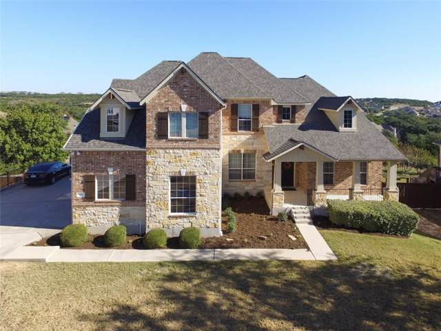 400 Saddleback Rd, Austin, TX 78737 (#5347965) :: RE/MAX Capital City