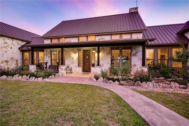 351 Blue Sky Ln, Wimberley, TX 78676 (#5348398) :: All City Real Estate