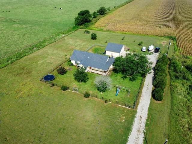 18722 Fm 973 N, Coupland, TX 78615 (#5348743) :: Papasan Real Estate Team @ Keller Williams Realty