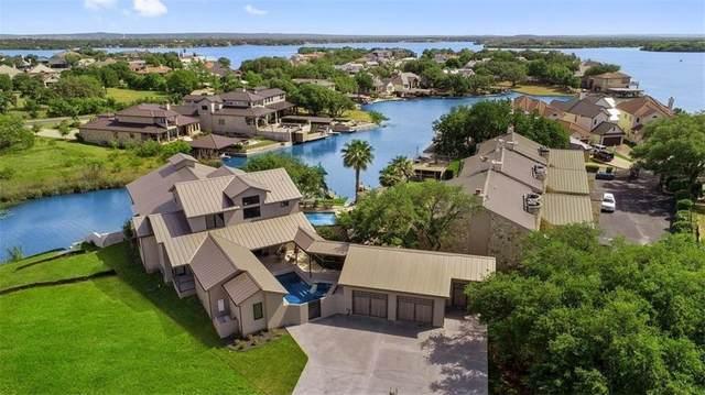 132 Ensenada Ln, Horseshoe Bay, TX 78657 (#5350268) :: Zina & Co. Real Estate