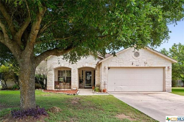 842 Bella Vista Cir, Kyle, TX 78640 (#5351644) :: The Heyl Group at Keller Williams