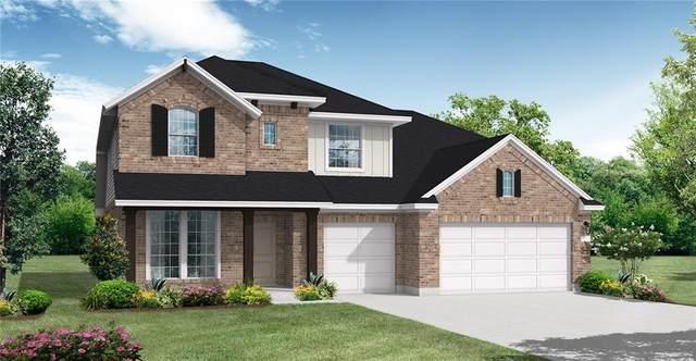 126 Arcadian Ln, Liberty Hill, TX 78642 (#5352145) :: Papasan Real Estate Team @ Keller Williams Realty