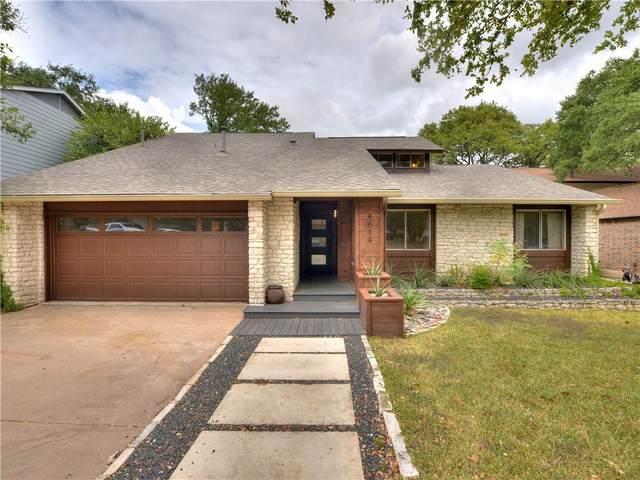 4614 Yellow Rose Trl, Austin, TX 78749 (#5352394) :: Papasan Real Estate Team @ Keller Williams Realty