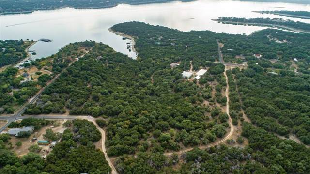 00 Sleepy Hollow Dr, Lago Vista, TX 78645 (#5352685) :: The Perry Henderson Group at Berkshire Hathaway Texas Realty