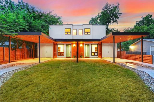 2714 Stacy Ln A, Austin, TX 78704 (#5355864) :: The ZinaSells Group