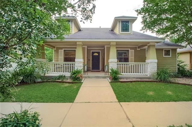 176 Caraway, Kyle, TX 78640 (#5360750) :: Ben Kinney Real Estate Team