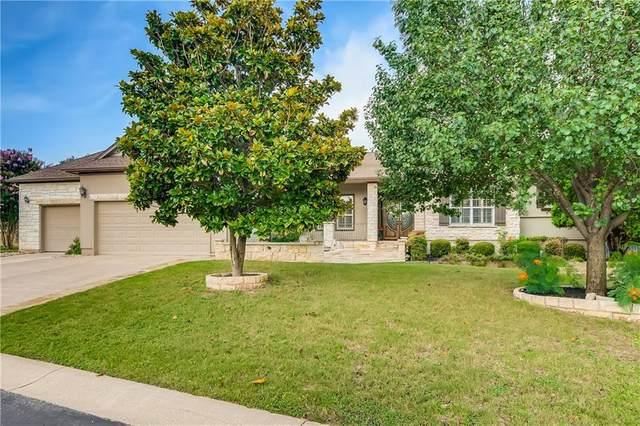 101 Golf View Dr, Georgetown, TX 78633 (#5361423) :: Papasan Real Estate Team @ Keller Williams Realty