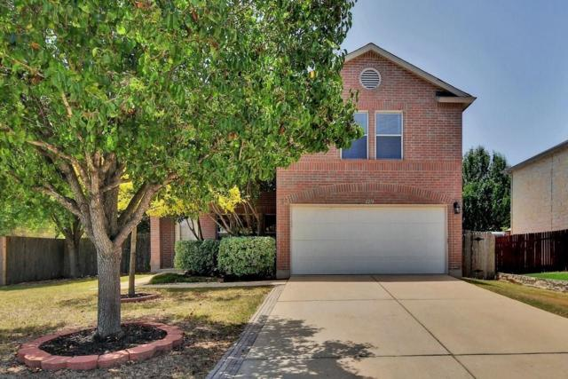 2214 Cottontail Dr, Leander, TX 78641 (#5364843) :: The ZinaSells Group