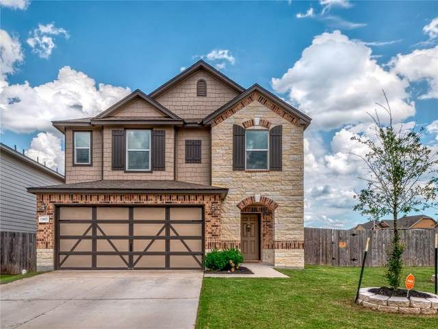13607 Abraham Lincoln St, Manor, TX 78653 (#5365105) :: Zina & Co. Real Estate