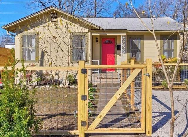 5204 Huisache St #1, Austin, TX 78751 (#5365733) :: Papasan Real Estate Team @ Keller Williams Realty
