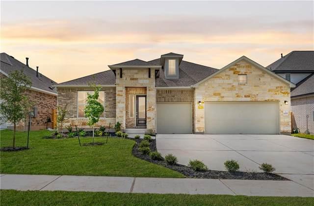 4309 Shady Hill Ln, Pflugerville, TX 78660 (#5365809) :: Papasan Real Estate Team @ Keller Williams Realty
