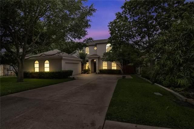 1802 Johnson Way, Round Rock, TX 78681 (#5366205) :: First Texas Brokerage Company