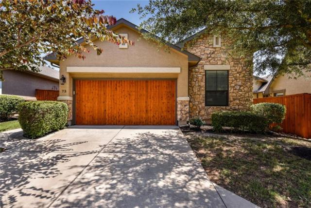 4332 Teravista Club Dr #73, Round Rock, TX 78665 (#5369711) :: Papasan Real Estate Team @ Keller Williams Realty