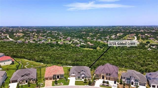 1716 Gilded Crest Dr, Leander, TX 78641 (#5373802) :: Papasan Real Estate Team @ Keller Williams Realty