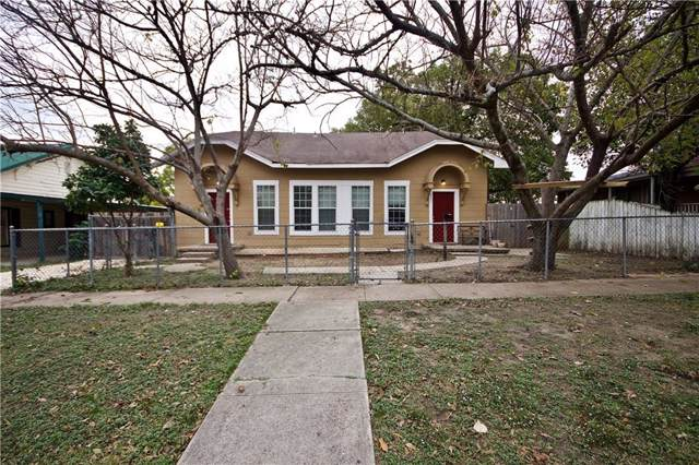207 N 6th St, Temple, TX 76501 (#5373829) :: The Heyl Group at Keller Williams