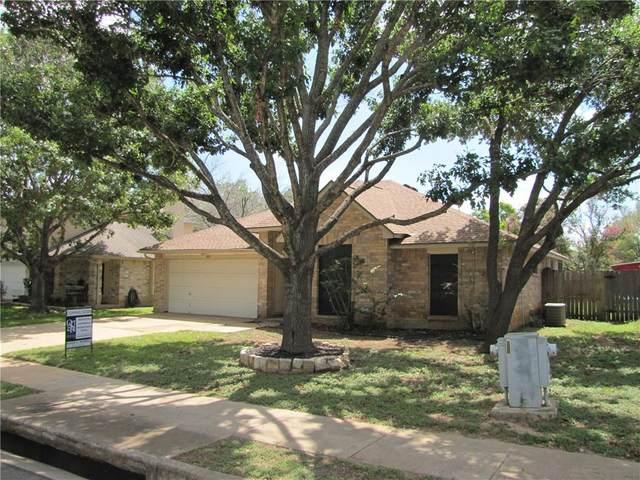 509 Eaglecreek Dr, Leander, TX 78641 (#5374061) :: Papasan Real Estate Team @ Keller Williams Realty
