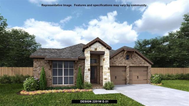204 Magdalene Way, Liberty Hill, TX 78642 (#5375155) :: Ana Luxury Homes