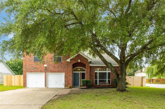 400 Thunderbay Dr, Georgetown, TX 78626 (#5375989) :: Green City Realty