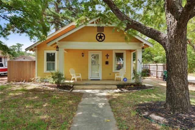 413 Westward St, Rockdale, TX 76567 (#5377293) :: The Perry Henderson Group at Berkshire Hathaway Texas Realty