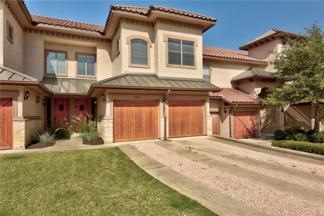 7800 Southwest Pkwy #612, Austin, TX 78735 (#5380013) :: Ana Luxury Homes