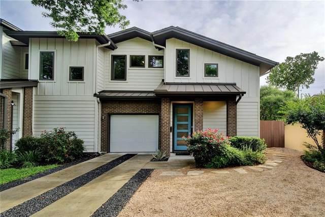 1404 North St B, Austin, TX 78756 (#5382037) :: Watters International